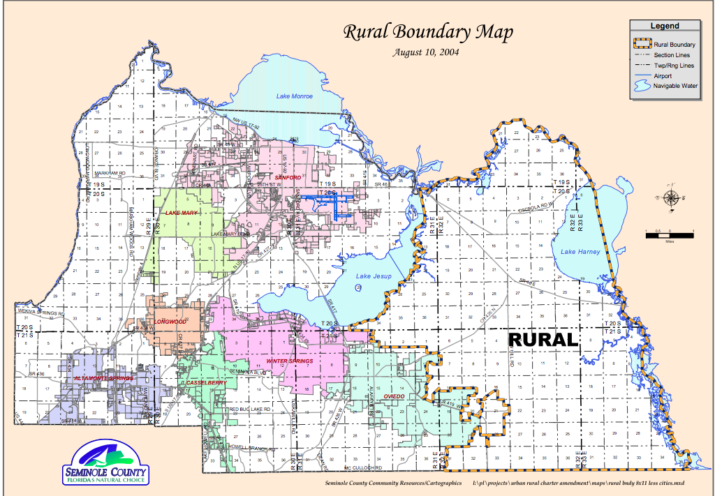 Rural Boundary – The Sanctuary Community Association, Inc